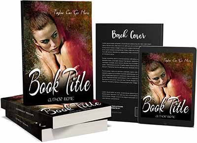 ebook cover and print design example